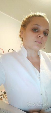 Massaggiatrice ed estetista professionista