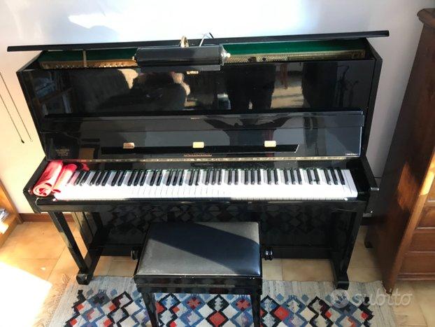Pianoforte verticale Scholze