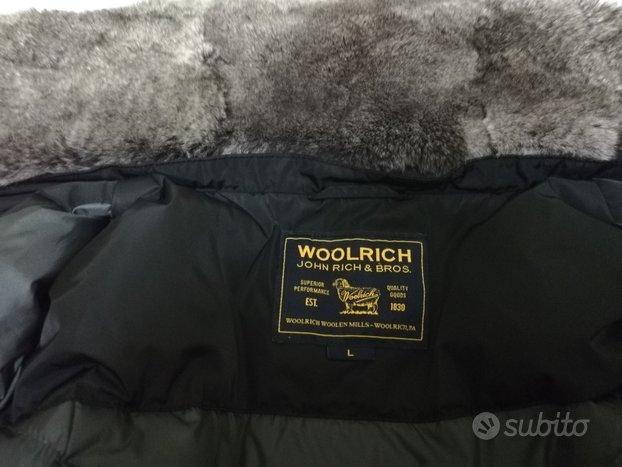 Piumino woolrich originale