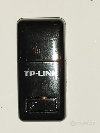 TP-Link Adattatore USB Scheda di Rete