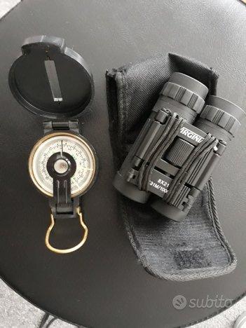 Bussola binocolo accessori per scout