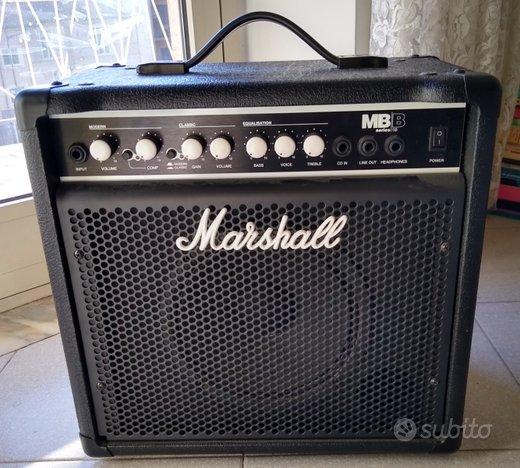 Amplificatore per basso Marshall