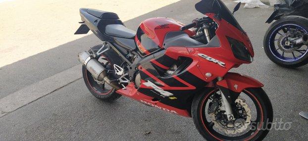 Honda CBR 600 F Sport - 2001