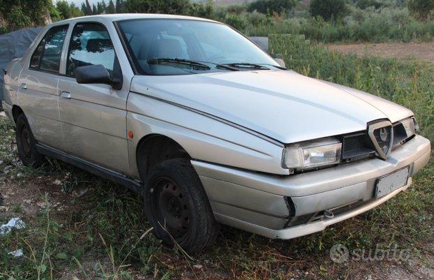 Pezzi alfa romeo 155 1.7 twin spark 1996