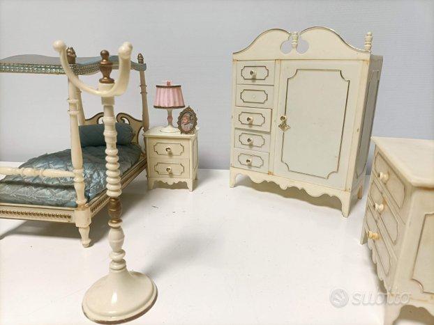 Mobili bambole Galletti (serie Principessa)