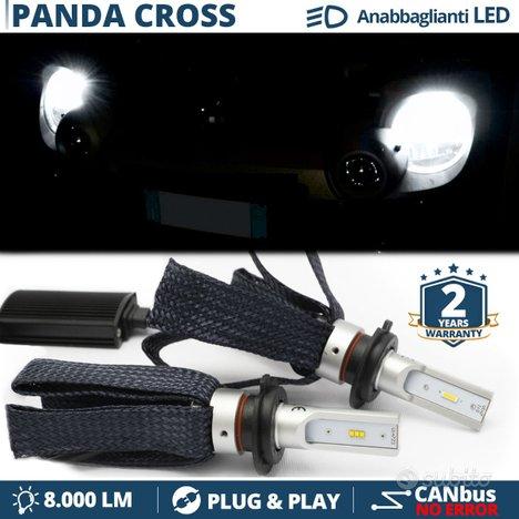 KIT FULL LED H7 FIAT PANDA CROSS 169 4x4 LAMPADINE