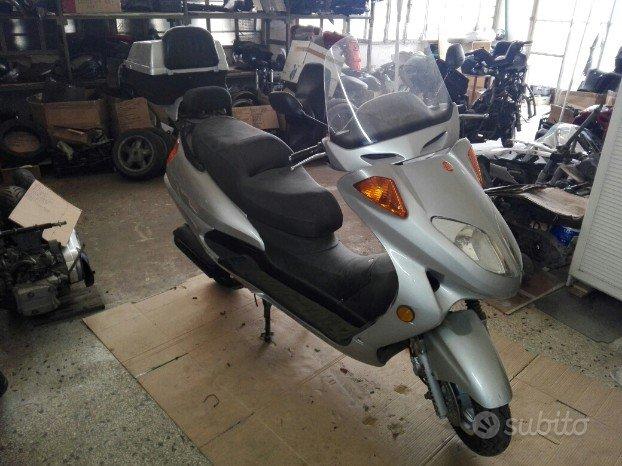 Ricambi motom trancity 125 250
