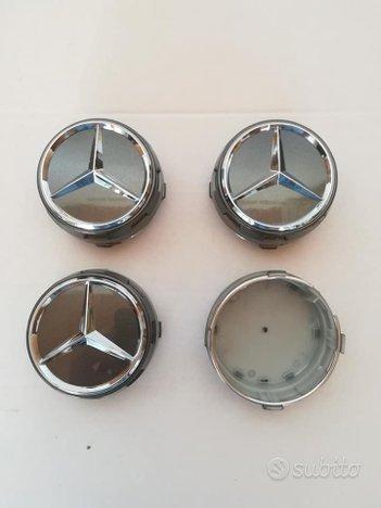 Coprimozzo Grigi Mod. AMG Mercedes classe A CLA C