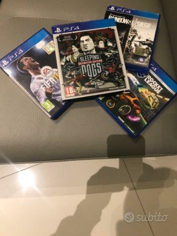 Giochi PlayStation 4