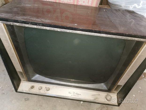 Televisore philco anni 60
