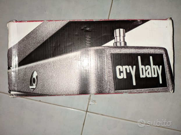 Dunlop CryBaby Wha