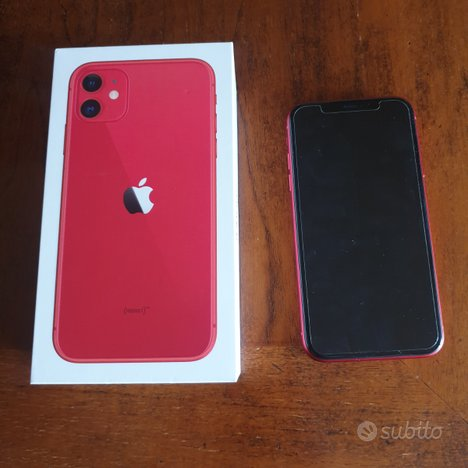 IPhone 11 64GB Red Product
