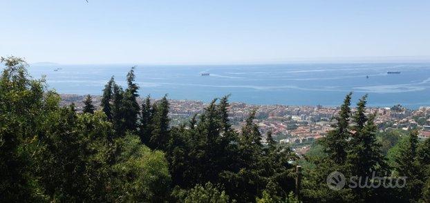 Salerno villa in via Casa Manzo