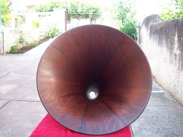 Tromba grammofono