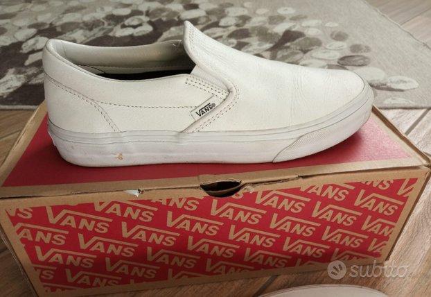 scarpe donna bianche vans