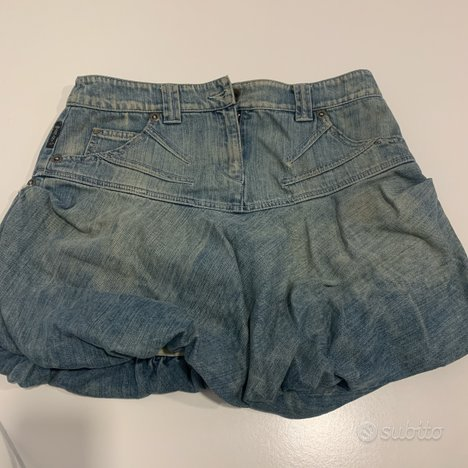 Gonna in jeans ARMANI JEANS originale