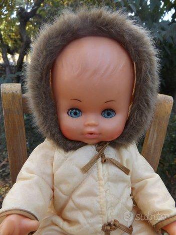 Bambola cicciobello Furga vintage anni '70 tipo Bi