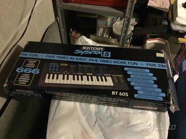 Tastiera BONTEMPI SYSTEM5 BT605