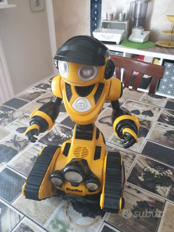 Robot woowee nuovo