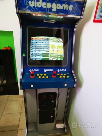 Cabinato bar vintage giochi anni 80 90