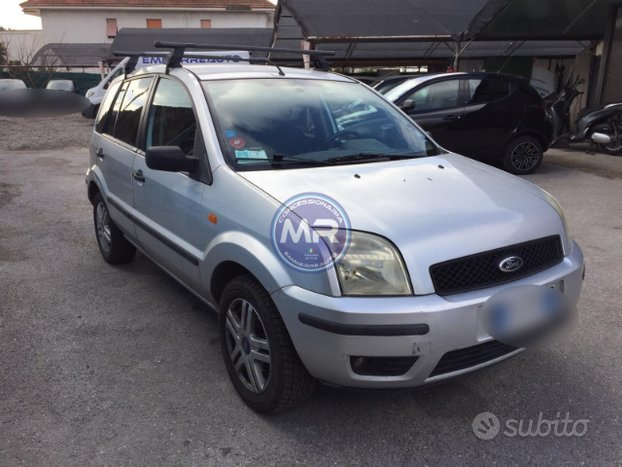 Ford Fusion 1.4 diesel 2005 usato