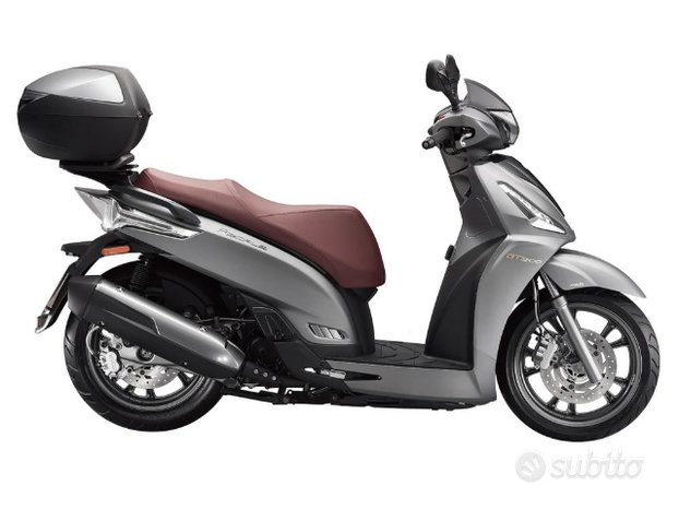 "Kymco People S 300i "" TUO DA 97/MESE """