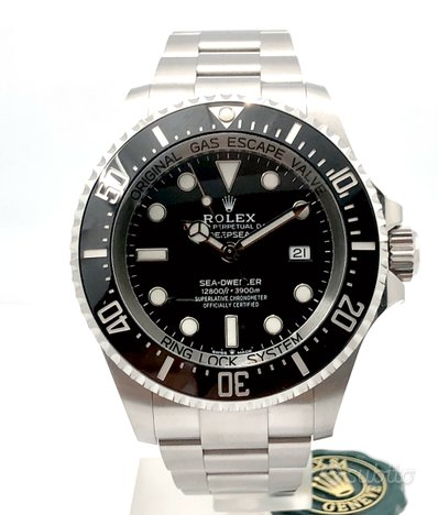 Rolex Sea-Dweller Deepsea ref 126660 New Card