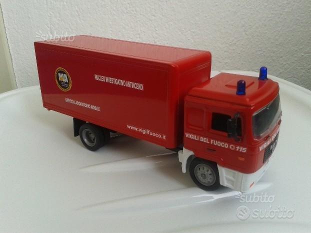 Vigili del fuoco - pompieri - modellismo