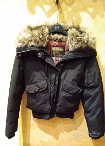 Giacca invernale Woolrich originale