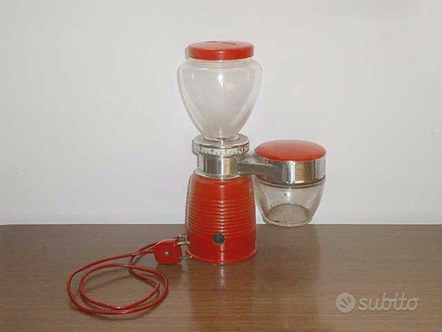 Macina caffè elettrico Quick Mill, anni 50 vintage