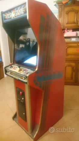 """Mobile Arcade Cabinato 21"""" Hantarex"""