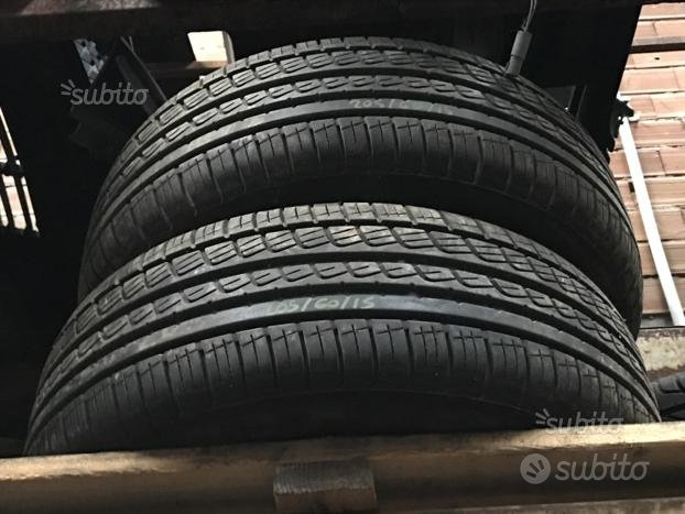 Gomme 205/60/16