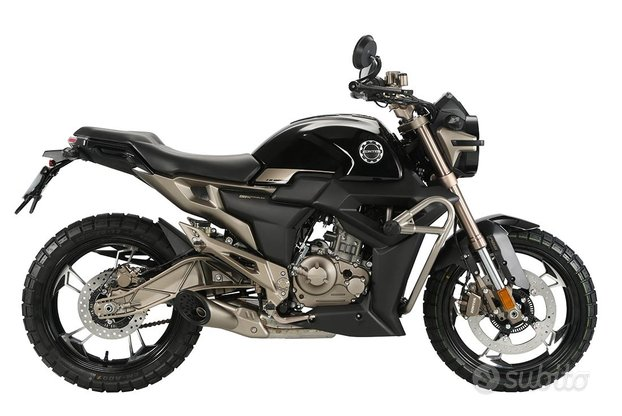 Subito Impresa+ - Nicola - Zontes ZT 310 X (NUOVO) - Moto