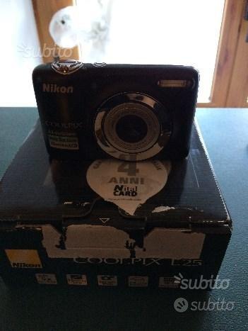 Fotocamera Nikon Coolpix L25