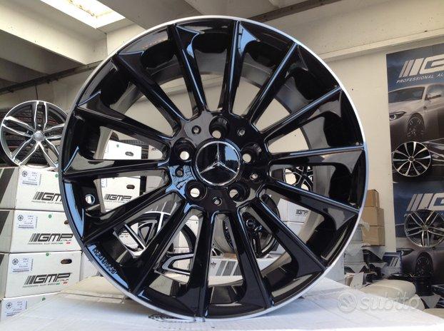 Cerchi Mercedes raggio 19 OMOLOGATI cod.23980