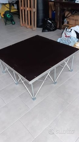 Pedana Palco modulare 1000 x 1000 mm