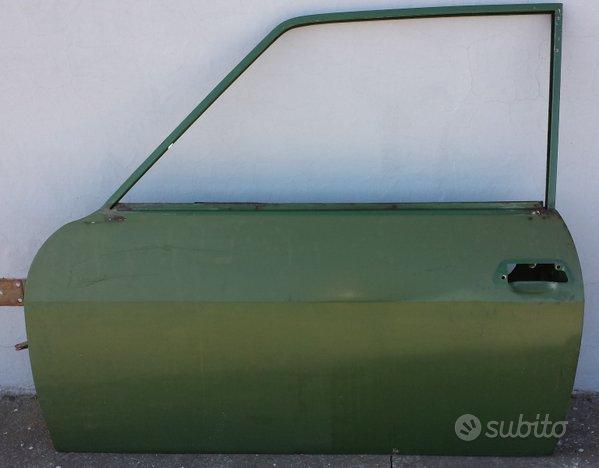 Fiat 124 sport coupè portiere