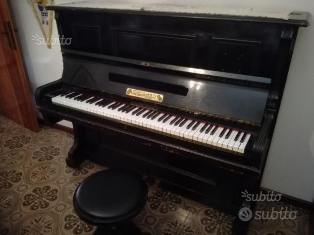 Piano Zimmermann A.G. Leipziger