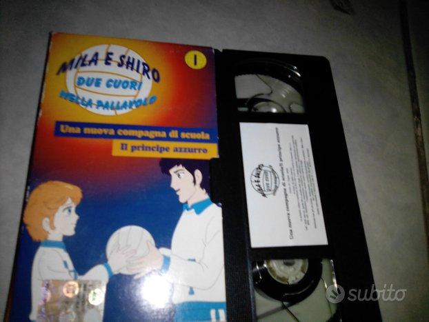 Mila e Shiro- 20 VHS manga