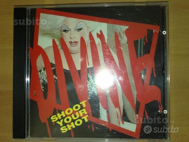 Divine shoot your shot cd