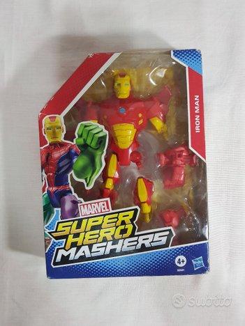Iron man super hero mashers