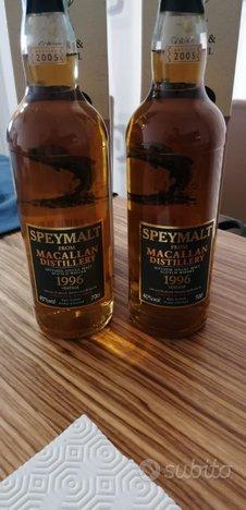 Macallan speymalt 1996-2005