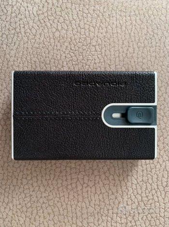 Compact Wallet per banconote e carte di credito