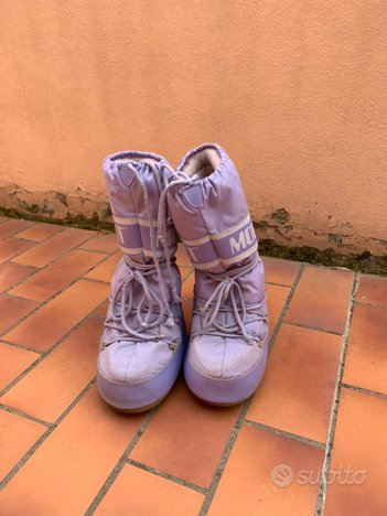 Moon boot usati