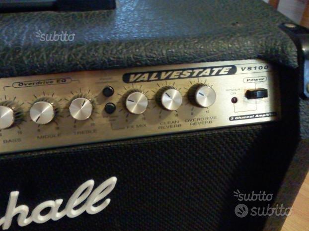 Amplificatore chitarra - Marshall VS100 - valvesta