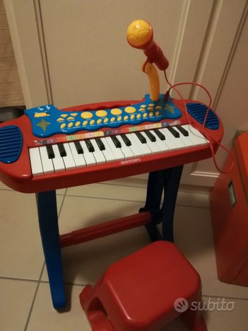 Pianola bontempi