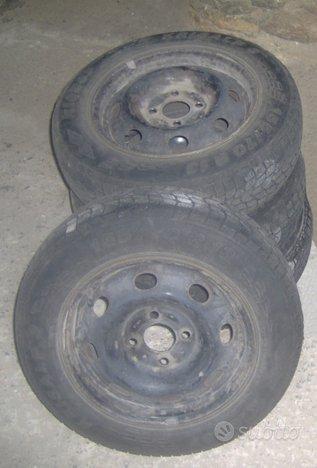 Cerchioni in ferro