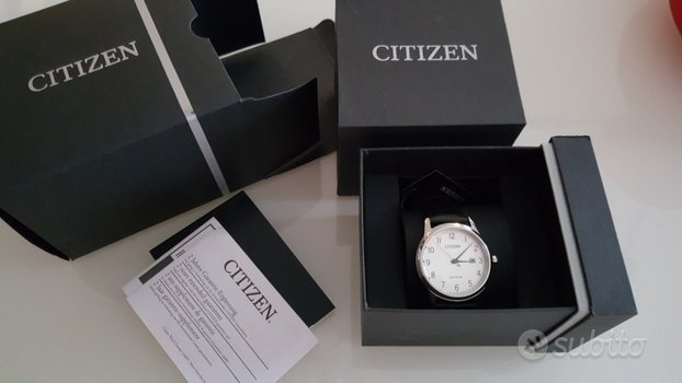 Orologio Citizen eco drive dress watch