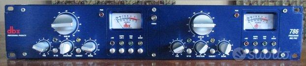 DBX 786 BLUE version