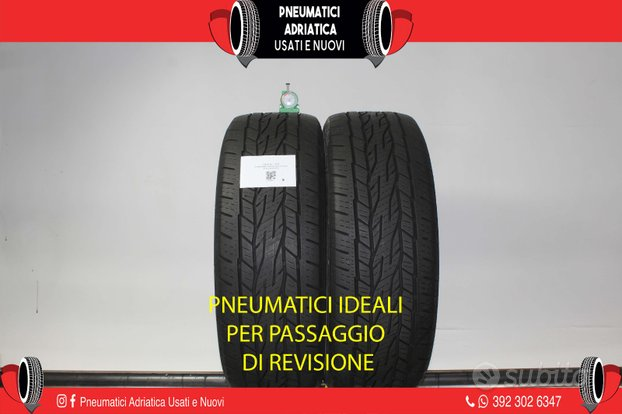 Gomme usate 215 60 r 16 continental estive (m+s) a